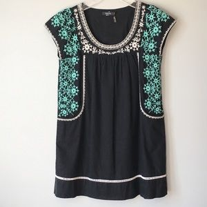 Theme - Dress - Embroidered - Medium